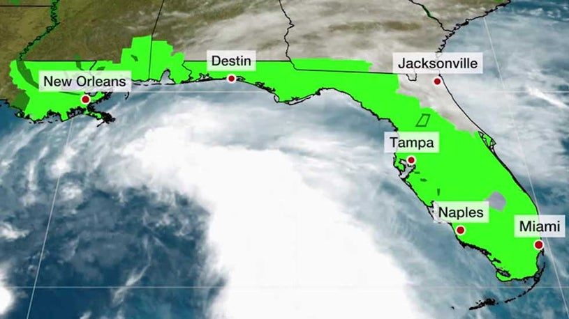 Florida: What to Expect from Cristobal
