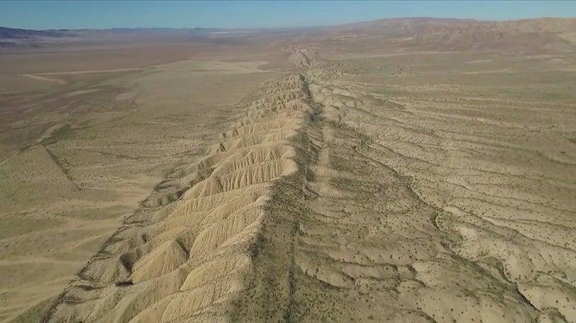'Swarmageddon' of Quakes Near Los Angeles