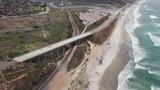 Drought Eroding California Beaches