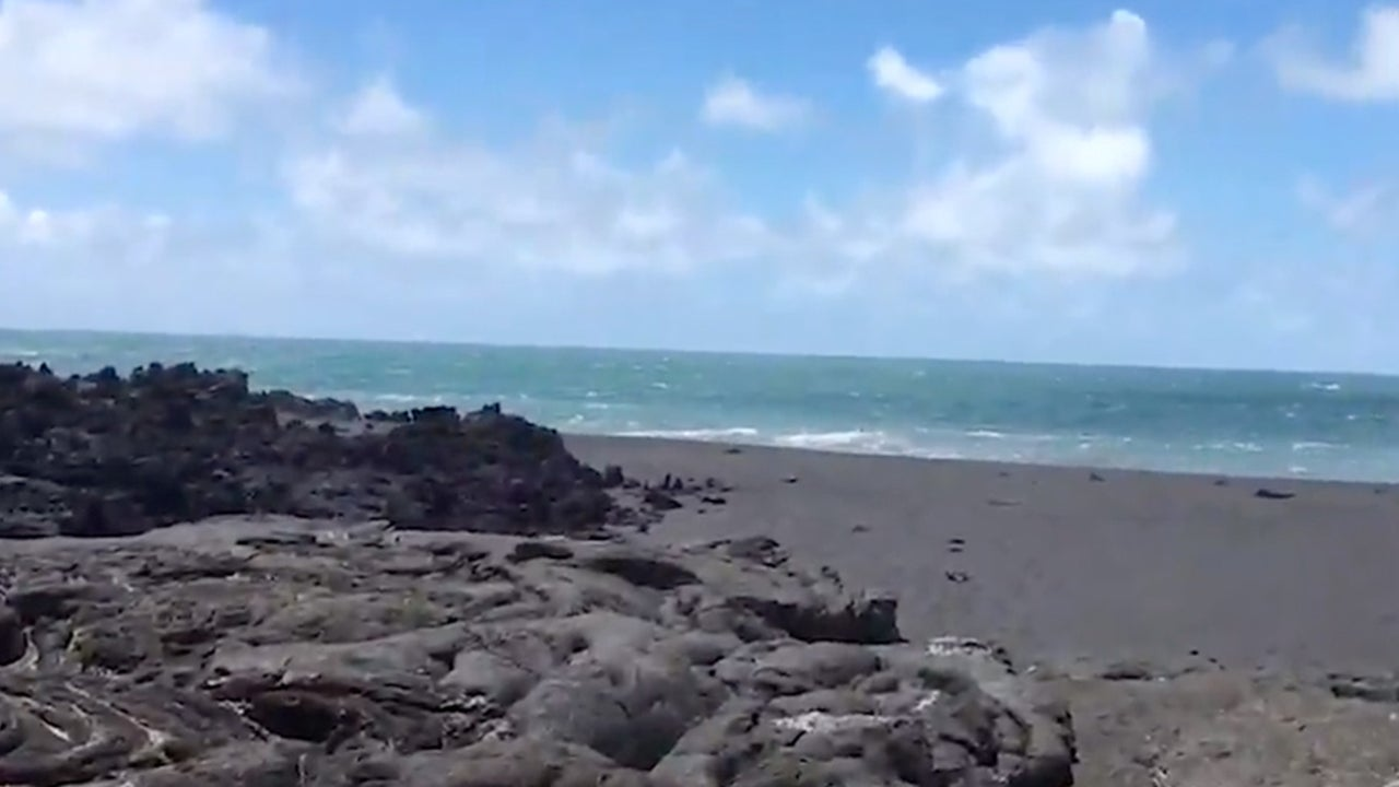 New Beach in Hawaii Already Littered With Microplastics