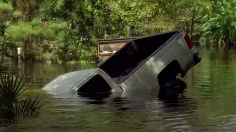 Some Are Giving Up After Flooding from Tropical Storm Imelda in Texas