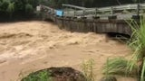 Ancient Bridge Collapses into China Floodwaters