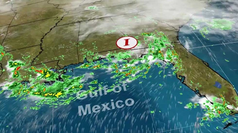 Low Pressure Soaking the Southeast