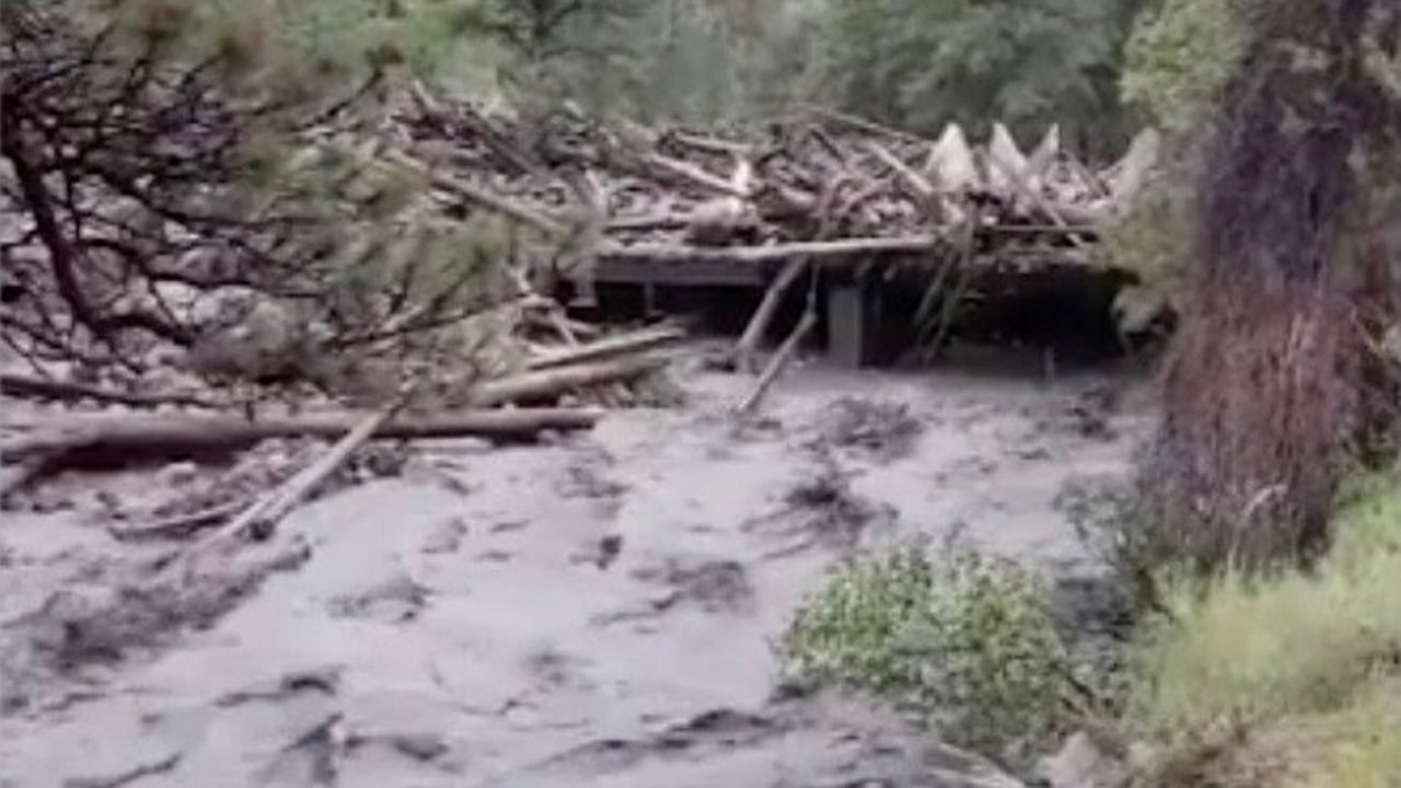 Shock Flooding in Burn-Scarred Colorado Turns Deadly