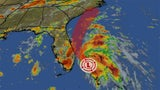 Tropical Depression Three Forms Off Florida