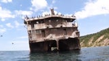 Kayakers Explore Eerie Remains of Lake Michigan Shipwreck