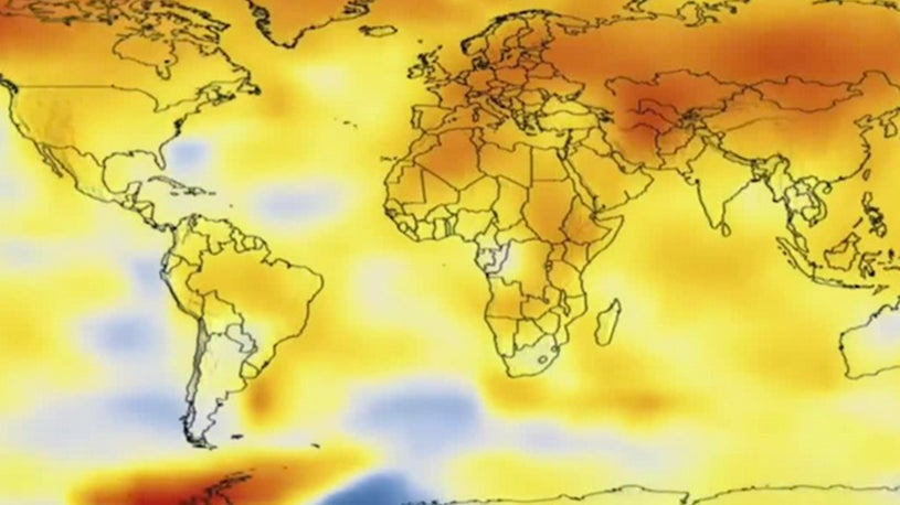 New Study Shows Just How Fast the Earth Is Warming