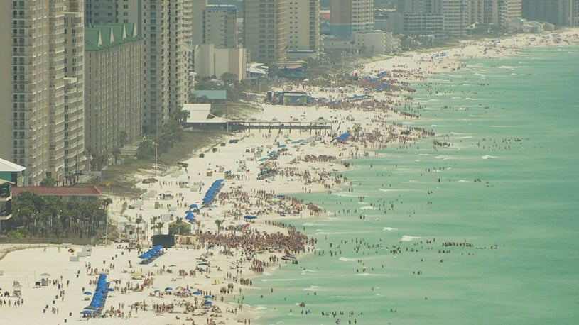 Flesh-Eating Bacteria Cases Up in Gulf of Mexico