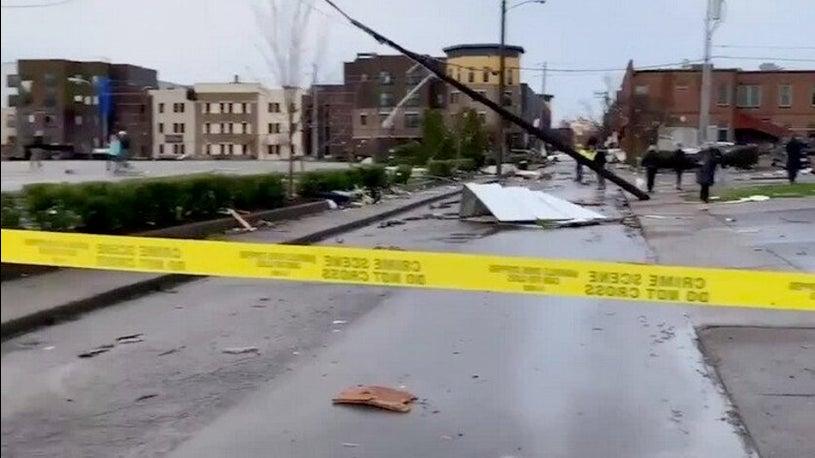 Nashville Area Gets New Tornado Warning System