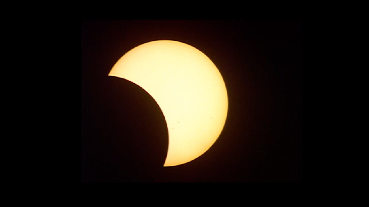 Solar Eclipse on Tap for Next Week
