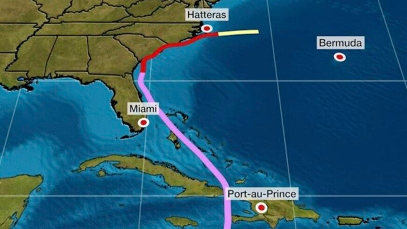 How can Isaiah's Road be compared to Hurricane Matthew 2016?