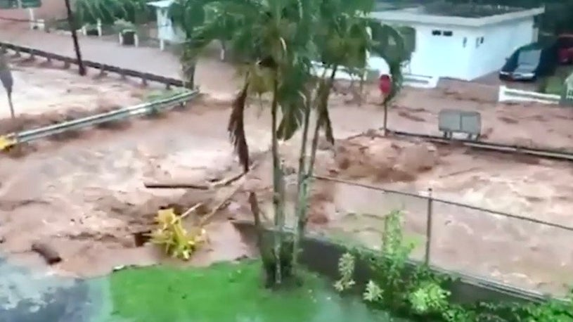 Hurricane Isaias Batters Caribbean, at Least 2 Dead