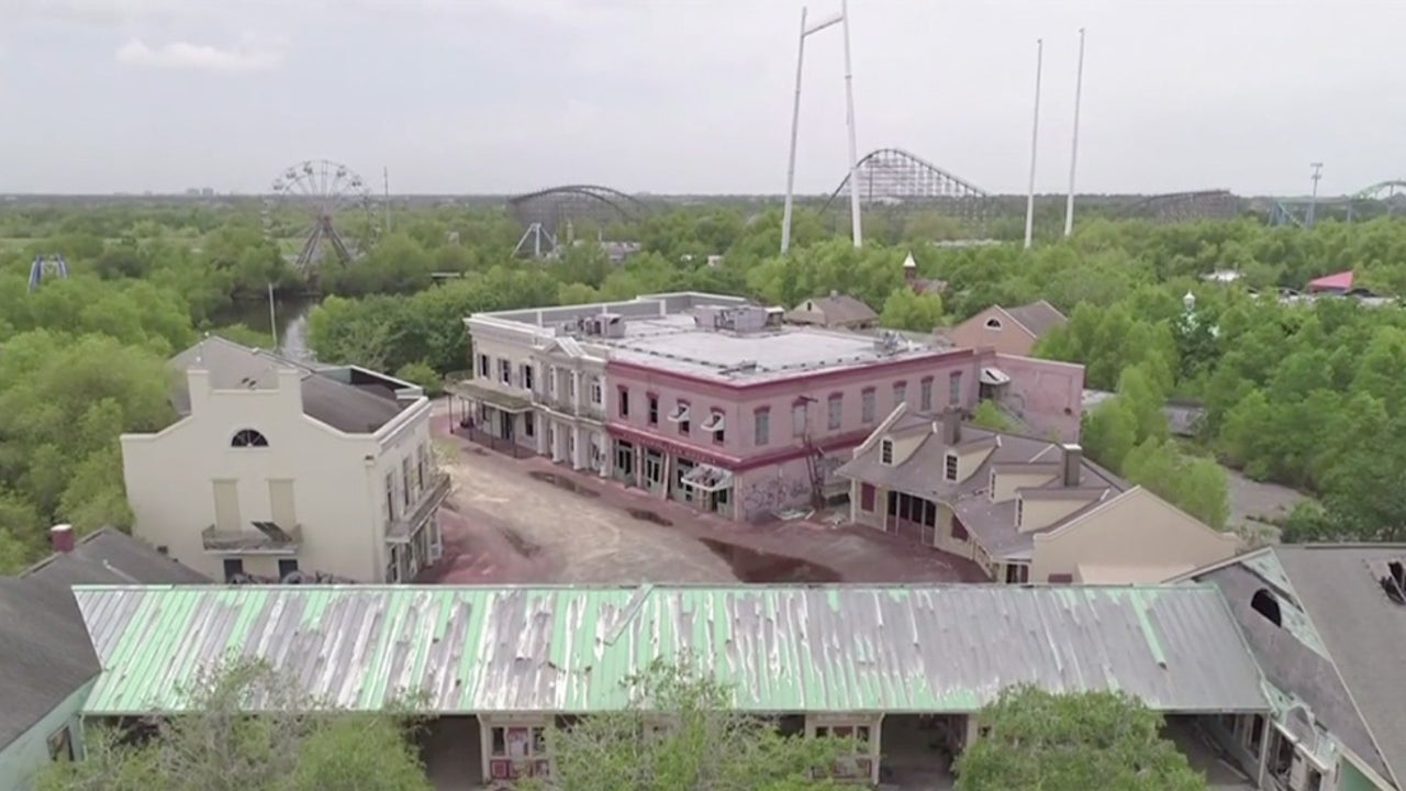 New Orleans May Turn Abandoned Six Flags into Climate Change Site