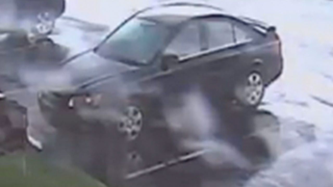 Tornado Flips Car, Damages Roof in New Jersey