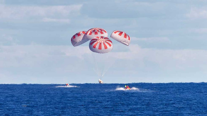 How Isaias is Impacting NASA's Historical Splashdown