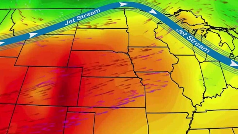 Midwest, Plains Heating Back Up After a Taste of Fall