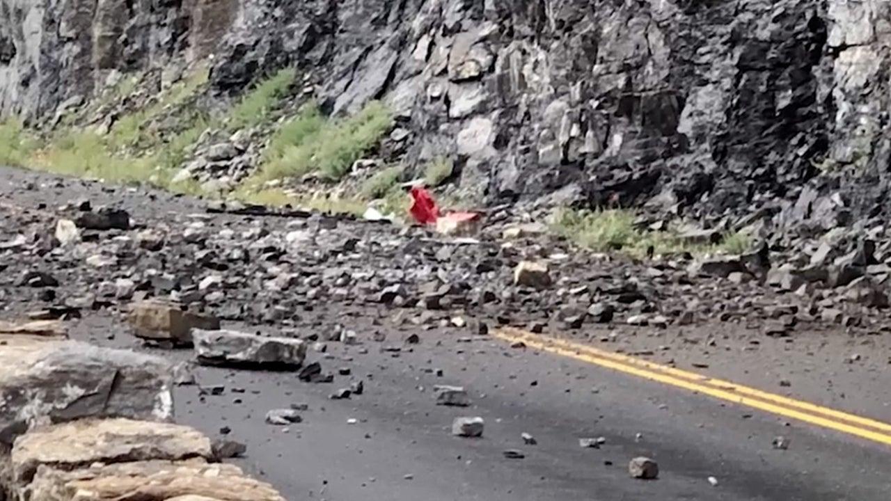 Teen Killed by Falling Rocks in Glacier National Park