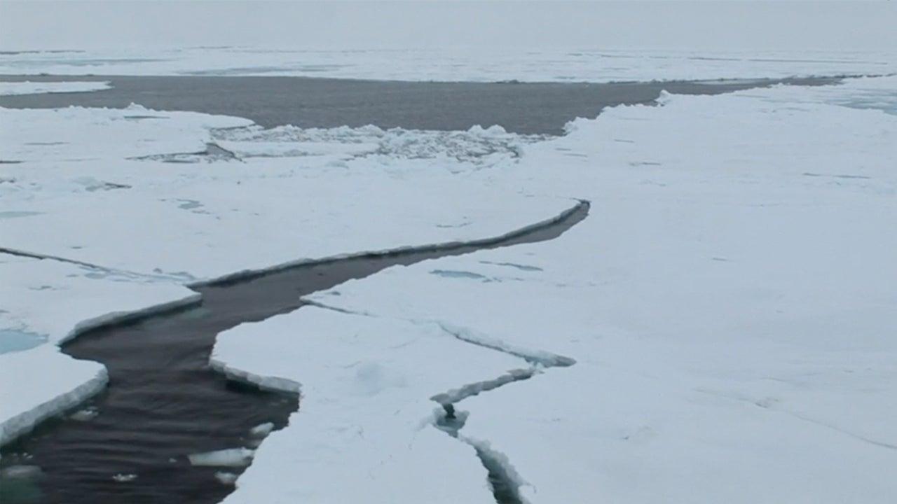 Alaska Sea Ice Melts Earlier than Ever