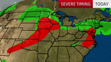 Flooding Possible as Storms Target the Plains