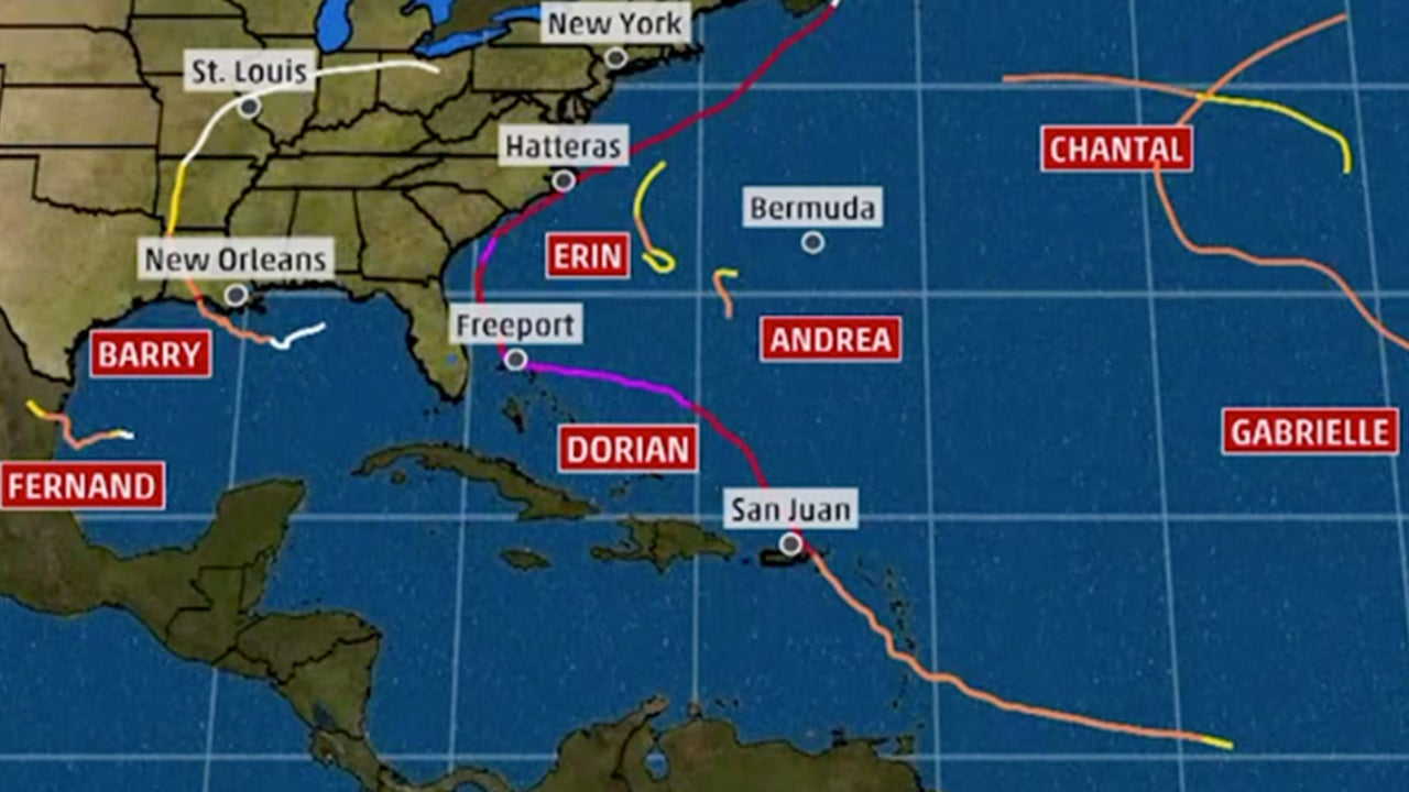 With Hurricane Season Peaking, What's Still to Come