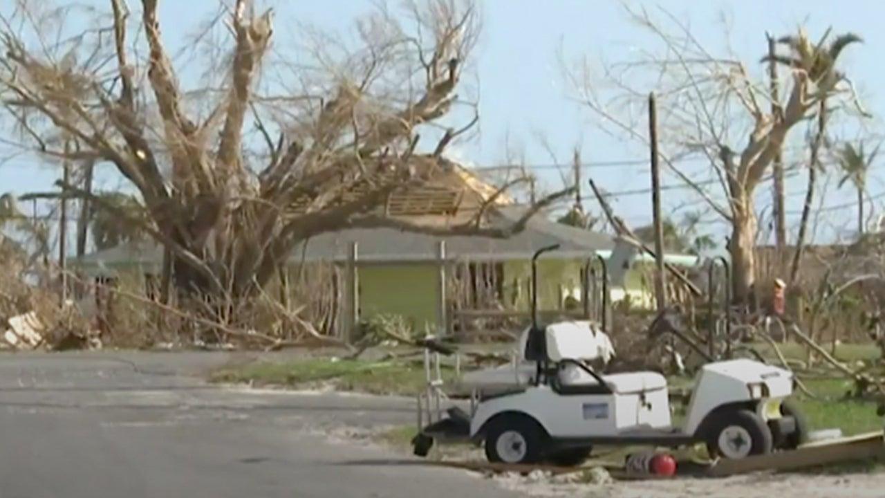 Misery Mounts in Bahamas as Shelters Turn Away Evacuees