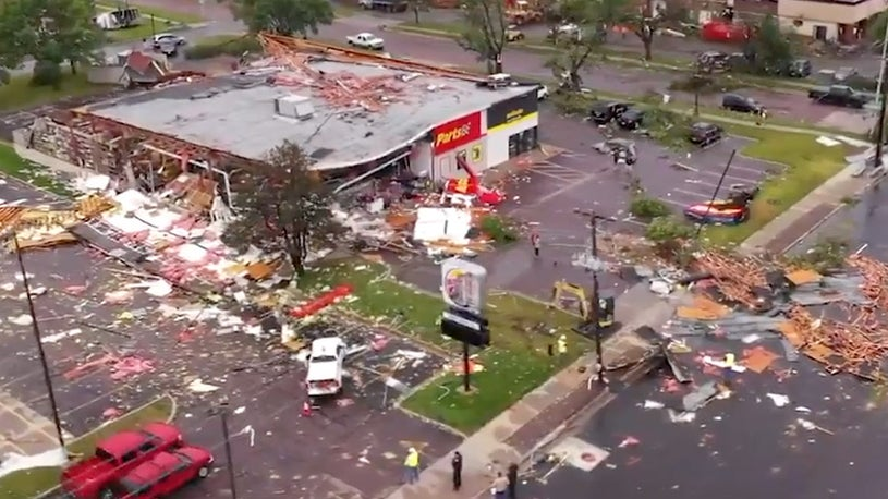 Sirens Didn't Sound as Tornadoes Struck Sioux Falls
