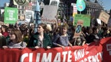 Worldwide Protests Demand Action on Climate Change