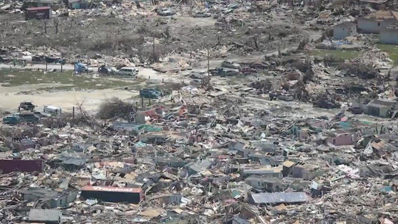Hurricane Dorian Death Toll Rises in Bahamas