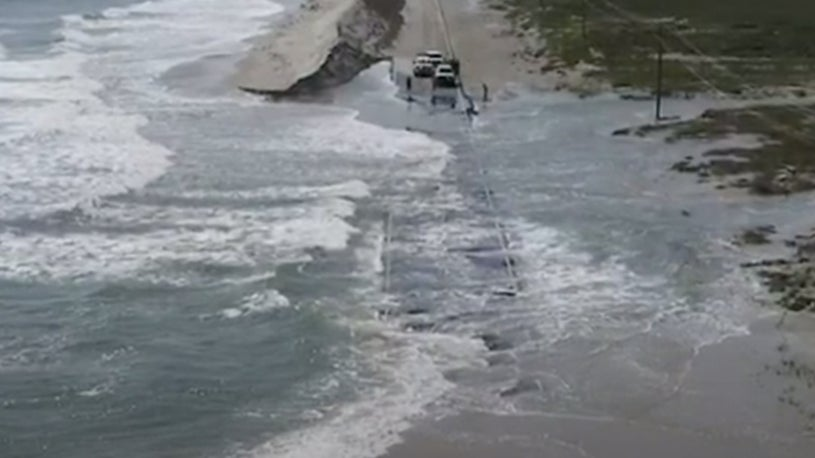 Ocracoke Island Remains Inaccessible, Getting Supplies via Ferry