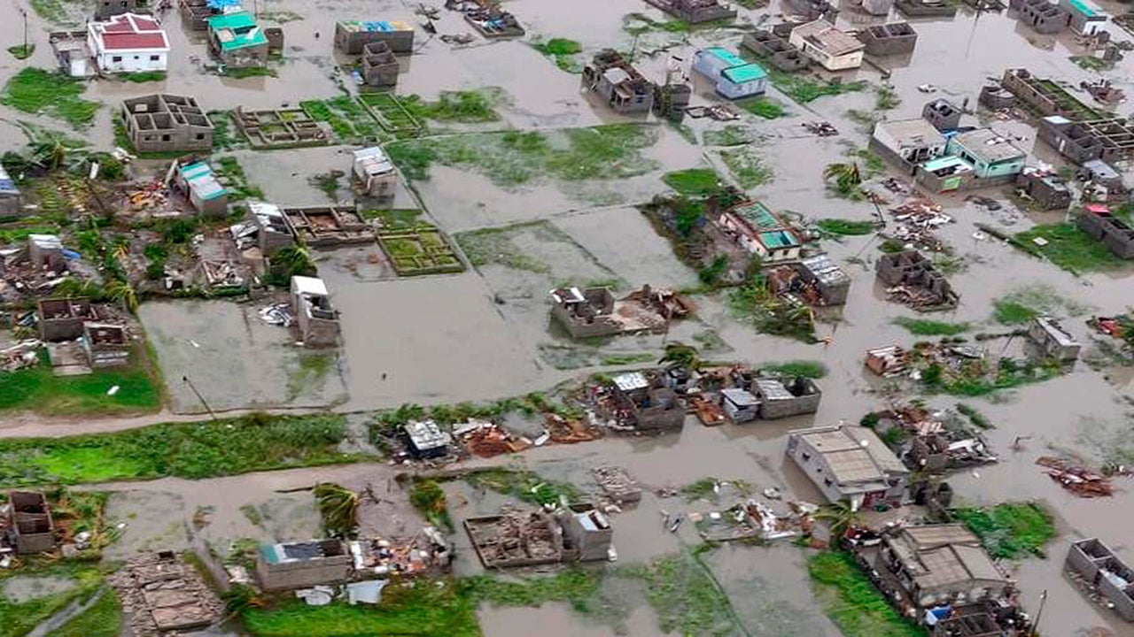 Mozambique's President Fears More Than 1,000 Dead After Cyclone Idai Slams Country