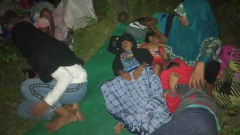 Magnitude 7.3 Earthquake Rattles Eastern Indonesia
