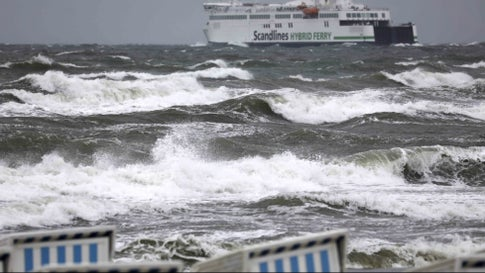 Three People Dead in Central Europe Storm