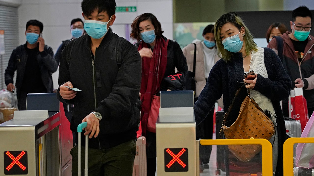Avoid nonessential travel to China, warns CDC