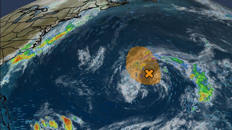 Third Named Storm Possible in Atlantic Before Hurricane Season Starts
