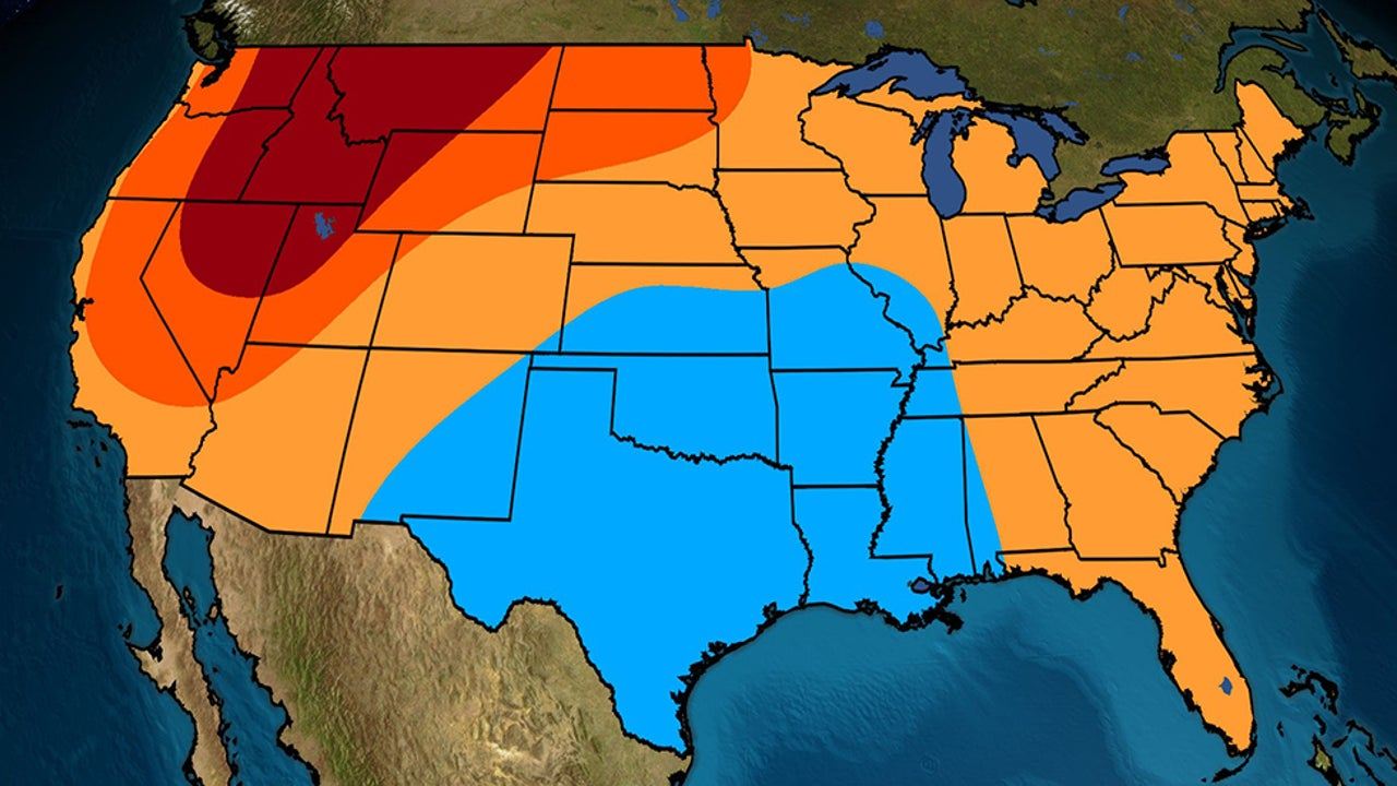 New Temperature Outlook is in