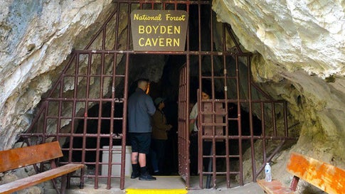 Sequoia National Forest Cave Reopens After Wildfire Closed It 4 Years Ago