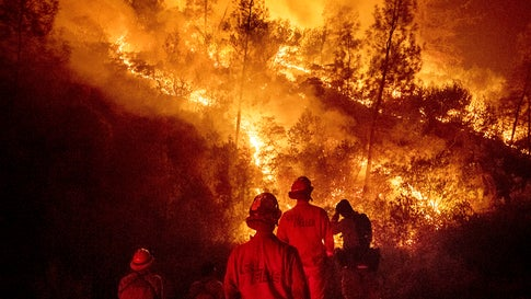 California Should Brace for Another Above-Average Wildfire Season, Government Outlook Says