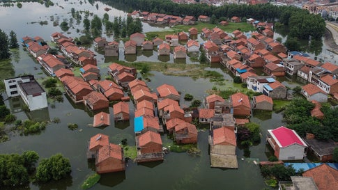 China Flooding Kills Another 14 People; More than 140 People Have ...