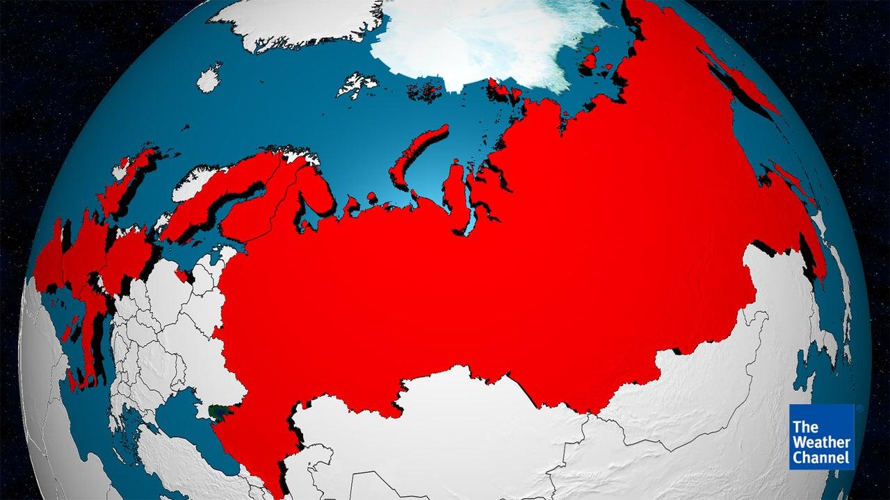 Weltkarte Zeigt Ausbreitung Des Corona Virus The Weather Channel
