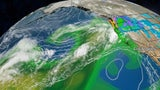 Atmospheric River Brings Parade of Storms to Northwest