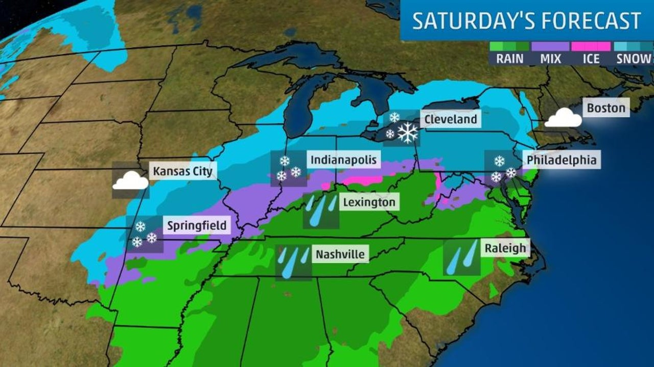 Winter Storm Warning Bring It On Says >> Midwest What Winter Storm Harper Could Bring The Weather Channel