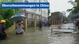 Fast 100 Menschen getötet bei sintflutartigen Regenfällen