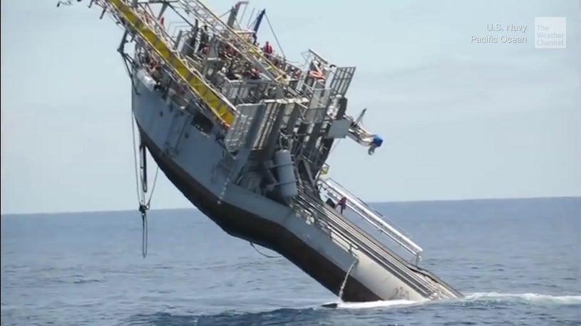Flip Forschungsschiff