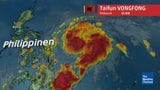 Taifun nimmt Kurs auf Philippinen