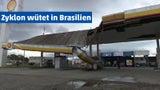 Mehrere Tote bei Unwettern in Brasilien