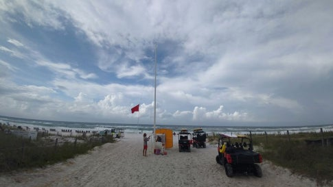Rip Currents Claim Lives of Three Tourists in Florida Panhandle