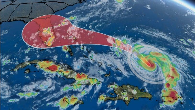 Resultado de imagen para hurricane Dorian