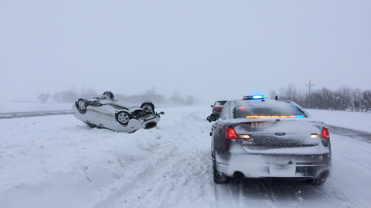 Winter Storm Turns Deadly; State of Emergency Declared