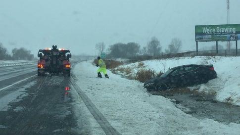 Winter Storm Moves East After Bringing No Travel Advisory to North Dakota (PHOTOS)