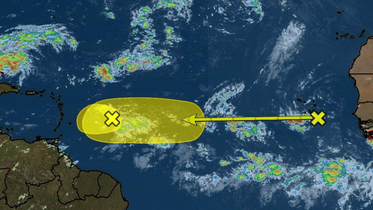 What We're Watching in the Atlantic as Hurricane Season Peaks
